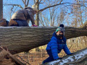 Preschool Outdoor Activities in Nature