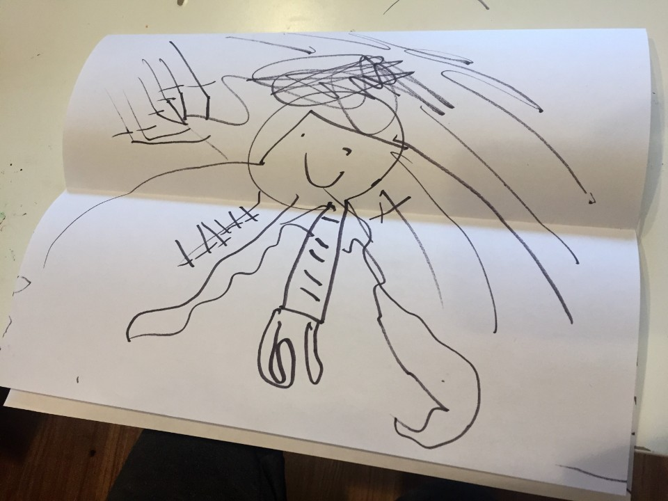 Identity drawing Owen